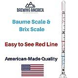 Maple Syrup Hydrometer Density Meter for Sugar