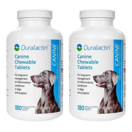 Duralactin 2PACK Canine 1000 mg (360 Tablets) ()