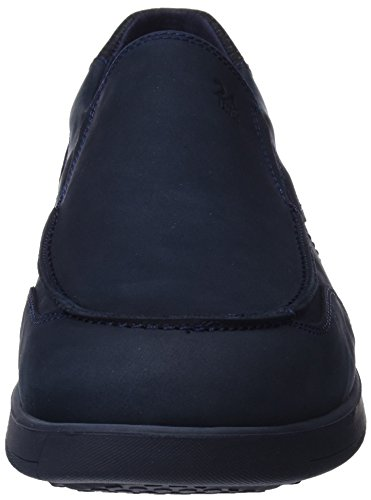 24 HORAS 10301, Mocassini Uomo Blu (Marino 5)