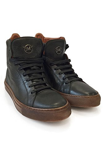 montants Matchless Man Lewis Schwarz Chaussons homme Shoe Low x8UBXq8