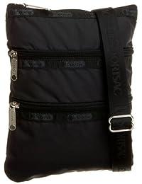 LeSportsac Kasey Shoulder Bag, Black, International Carry-On