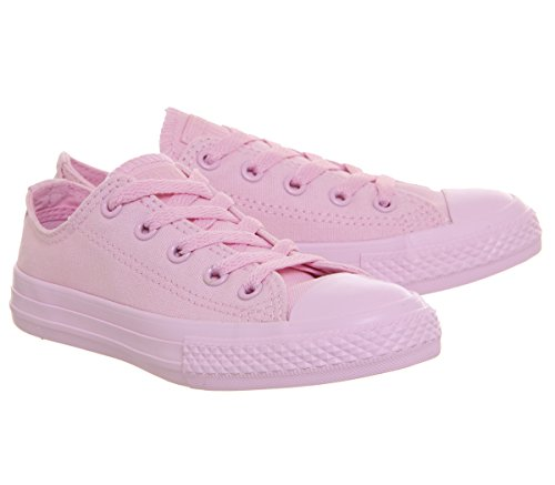 Converse Kids' Chuck Taylor All Star Core Ox Sneaker Cherry Blossom Mono Exclusive p9d55yLi6f