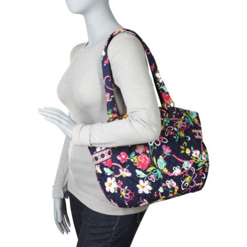 3d8a6801e62 Vera Bradley Glenna Shoulder Bag (English Rose)  Handbags  Amazon.com