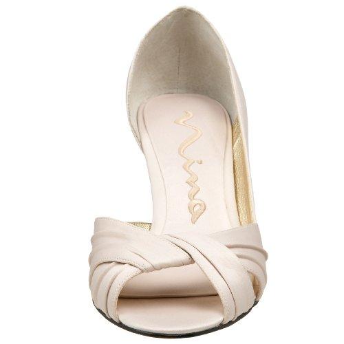 Nina Women's Culver Heels Powder Sand zrUqb