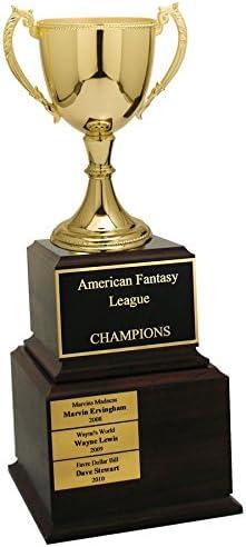 ソリッドメタルカップPerpetual Trophy