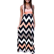 Women's Summer Beach Dress Maxi Dress Casual Bohemia Dresses