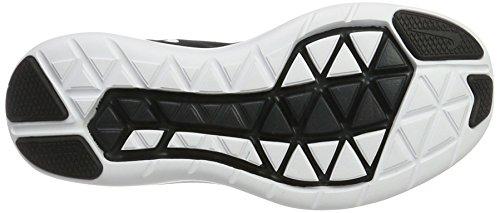 Nike Damen Flex 2017 RN Laufschuhe Mehrfarbig (001 Negro B C O)