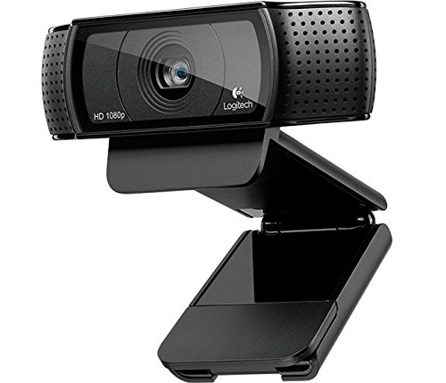 535 opinioni per Logitech HD Pro C920 WebCam Full HD 1080p con Autofocus e Microfono Integrato