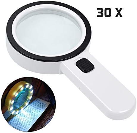 Magnifying Illuminated Magnifier Degeneration Inspection product image