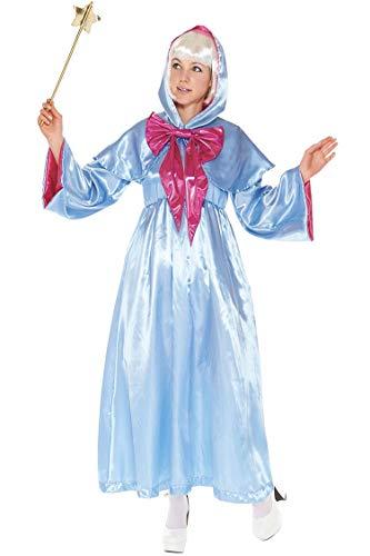 Disney Cinderella Fairy Godmother costume ladies 155cm-165cm 95621 ()