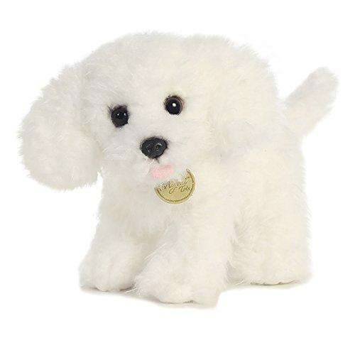 Toy Bichon Frise - Aurora World Miyoni Tots Bichon Frise Puppy Plush