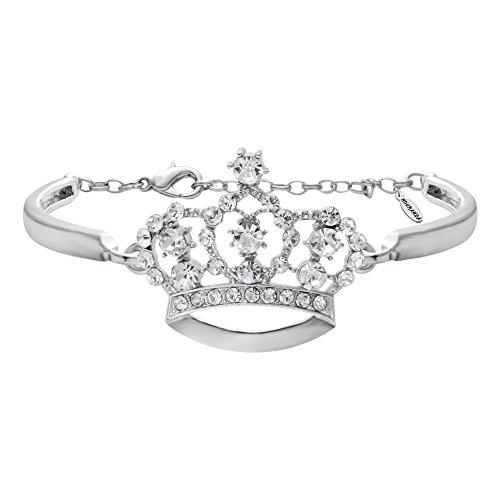noumanda-fashion-crystal-crown-bracelets-simple-jewelry-for-womensliver