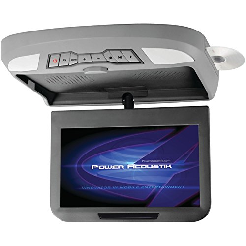 Power Acoustik PMD-102X Ceiling Mount DVD Overhead With 14.3