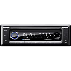Blaupunkt Cupertino 220 World AM/FM/MW/RDS CD Receiver with iPod/iPhone Direct Control