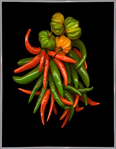 Hot Peppers - hot pepper wall decorations
