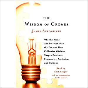 The Wisdom of Crowds Hörbuch
