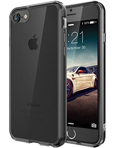 iPhone 7 Case, SGM Slim Case for Apple iPhone 7 [Clear Case] - iPhone 7 Bumper Case With Raised Edges - Port New Jersey Mall New