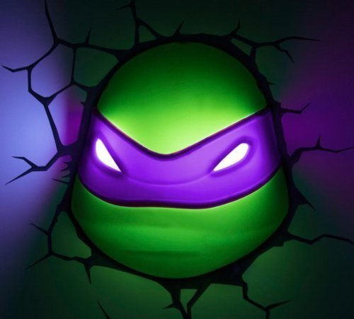 3D Light Deco ~ ~ Teenage Mutant Ninja Turtles / Donatello ...
