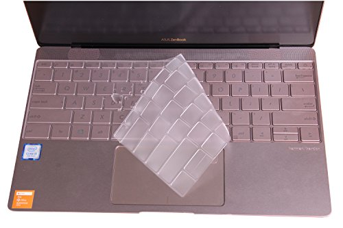 CaseBuy Transparent Keyboard Protector 12 5 inch