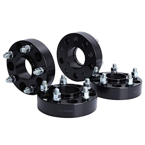 (KSP 5x127mm Wheel Spacers for Jeep JK, 38mm (1.5