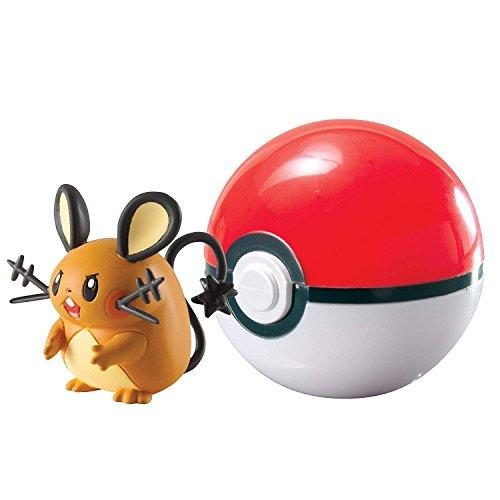 Pokemon Carry Dedenne Action Figure