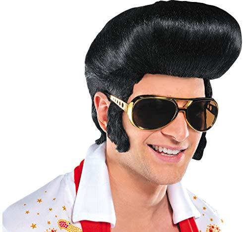 Amscan Elvis Wig -