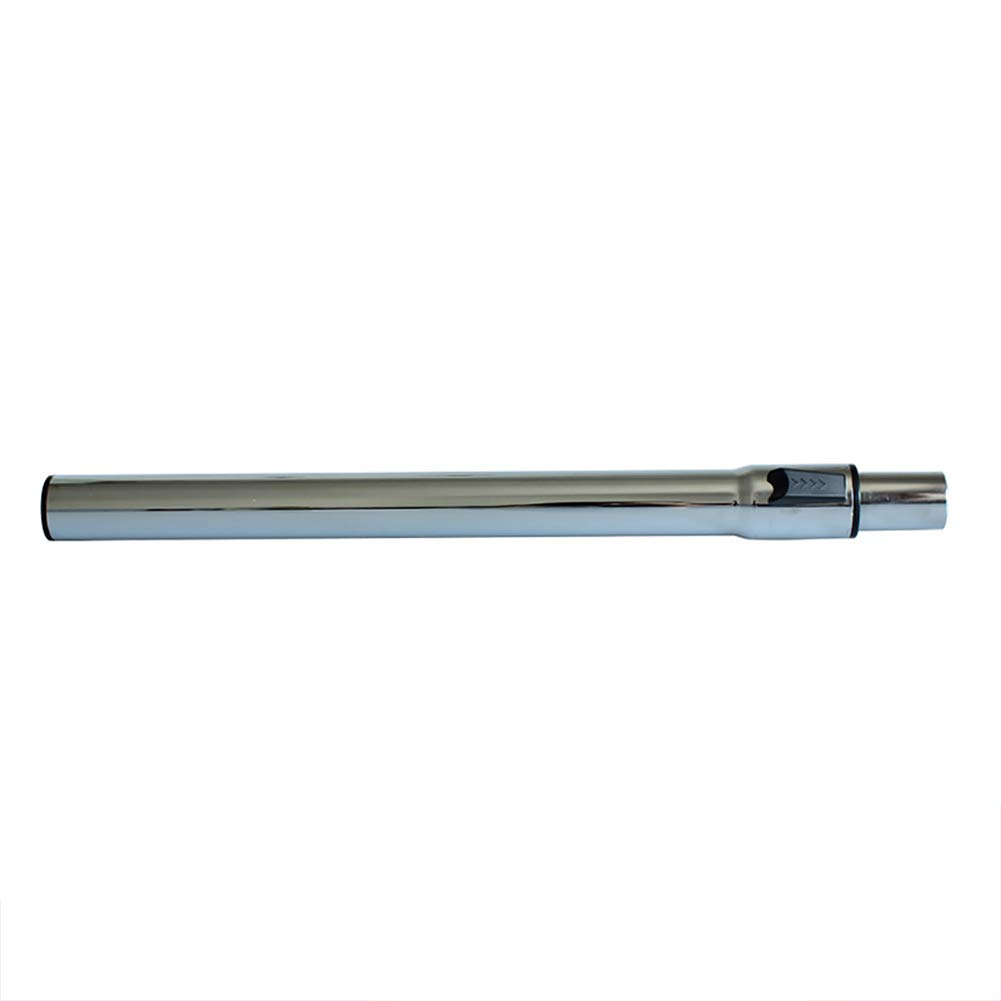 Lai-LYQ Tube t/élescopique en m/étal 76,2 cm pour aspirateur 32 mm