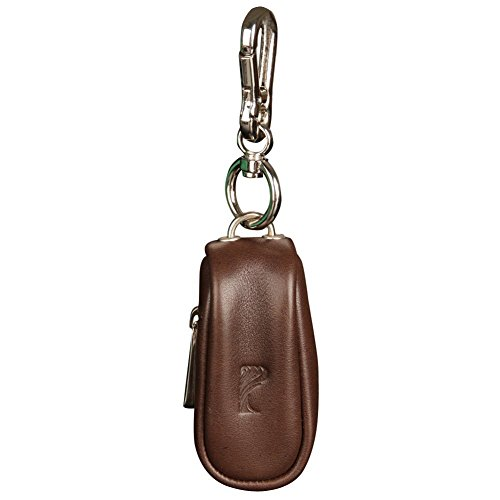 MX Real Leather Men Waist Hung Multifunction Capacity Car Key Case Coin Purse by MXPBJ