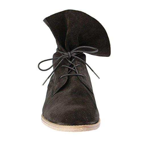 Gabor Women's Large Boots Big Shoes schw.(Sohle fumo) oX4nx7czI