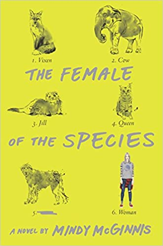 Image result for the female of the species cover