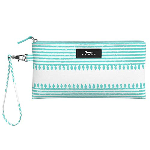 SCOUT Kate Wristlet, Lightweight Wristlet Wallet for Women, Small Clutch Wristlet with Strap (Multiple Patterns Available)