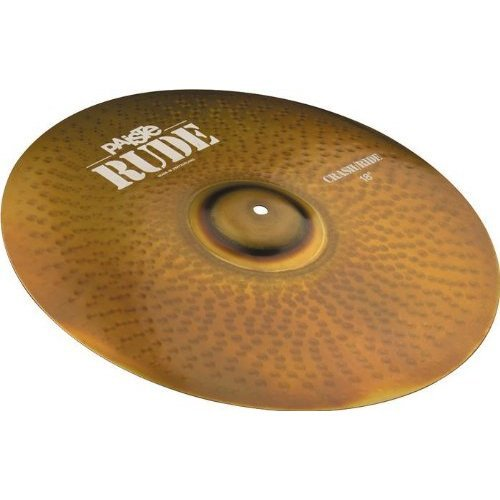 Paiste Rude Cymbal Ride Crash 16-inch for sale  Delivered anywhere in USA
