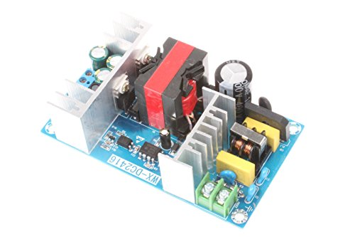 Power Supply Module AC 110V (100-260V) to 12V 156W Max Power Module with Overcurrent Overload Short-Circuit Protection Suitable for Civil or Industrial Control Systems (12V 13A) ()