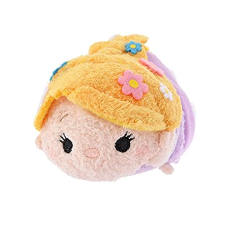 Disney Store stuffed Rapunzel mini (S) TSUM TSUM plush Japan Import
