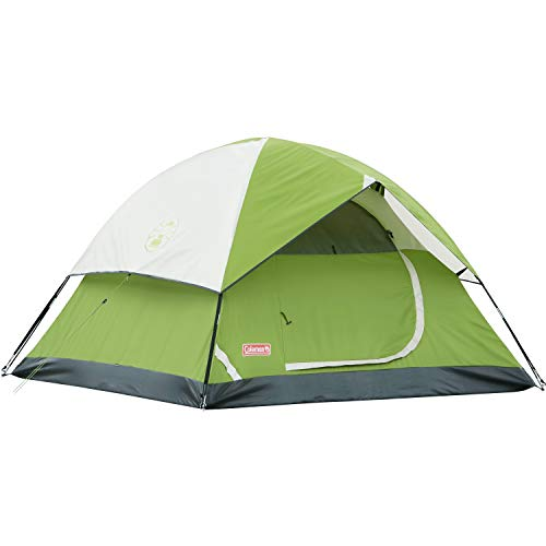 Coleman Dome Tent for Camping | Sundome Tent with Easy Setup for Outdoors ()
