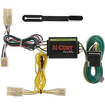 Enjoyable Amazon Com Curt 56165 Vehicle Side Custom 4 Pin Trailer Wiring Wiring Digital Resources Anistprontobusorg