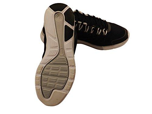 42 Euro Gris Femmes Chaussures Taille Fitsole de Noir Sport pour xRgz0cpwq