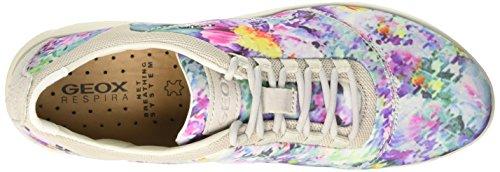 Walking Geox Multicolor D Shoe Geox Womens Nebula Womens Rqw7Pw