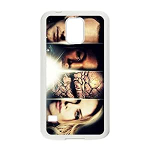 samsung galaxy s5 White Fantastic Four phone case cell phone cases&Gift Holiday&Christmas Gifts NVFL7N8825716