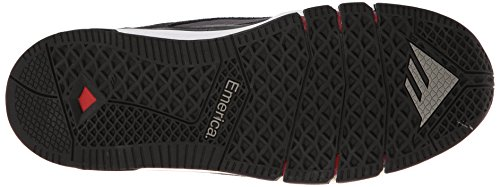 Black Dark da Grey Westgate Skateboard Emerica The Brandon Uomo Scarpe qSFWTRw
