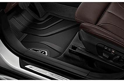 BMW Floor Mats >> Genuine Bmw All Weather Floor Mats Bmw X1 2016 Front Set