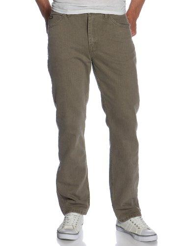 - LEE Men's Regular Fit Straight Leg Jean, Tarmac, 42W x 34L