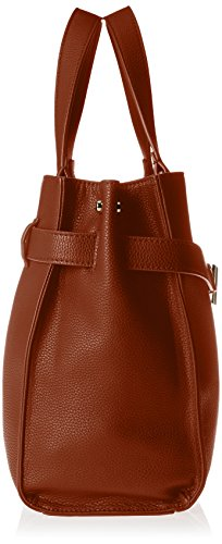 Women's Scudetto 2 Tote Brown marrone Bag Pennyblack OFwgxqPq