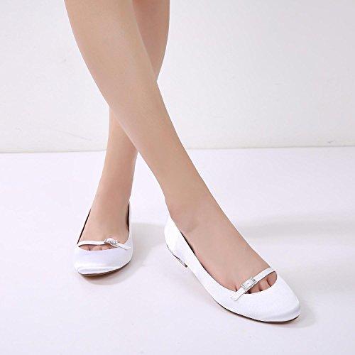Mariée Sandales Svhs Talon Satin Bal Soirée Mariage Bas 21 L De De Dames Violet Chaussures Pour Femmes De 5049 XqvwPf