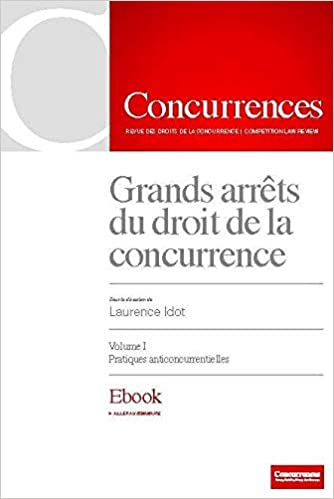 Droit Concurrence