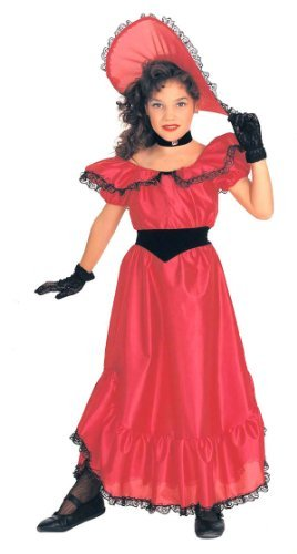 Southern Belle Costume - Child Large -