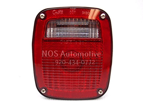 NOS New OEM 1999-2014 Ford Flatbed/Work Truck Left Taillight Taillamp Tail (Ford F250sd Truck)