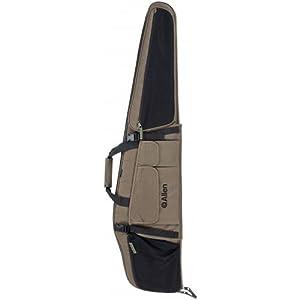 Allen Company Dakota Gear Fit Scoped Rifle Case, 48-Inch, Green/Black