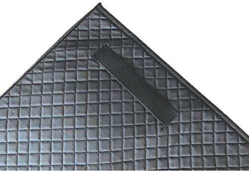 Magic Car Automotive Creeper Rolling Mat for Auto Repair and Maintenance,Folding Automotive Rolling Mat Zero Ground Auto Mechanics Repair Mat Rolling Pad for Cars Working and Household