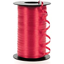 Red Curling Ribbon (1 roll)